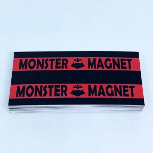 bumper non laminated stickers